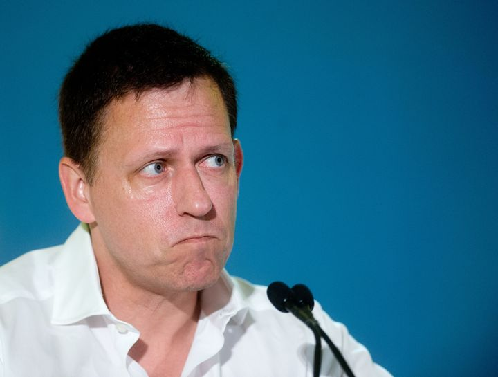 Peter Thiel was in the news this week when he revealed he was financing a lawsuit against Gawker.