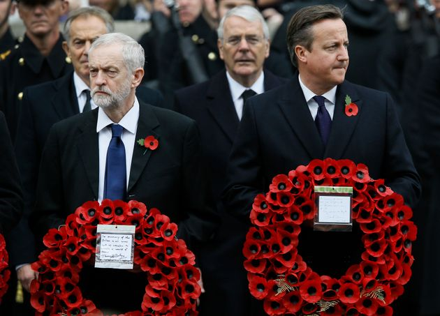 Jeremy Corbyn Won't Attend 100th Anniversary Of Battle Of