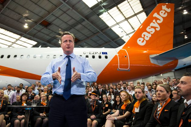David Cameron has asked young people to