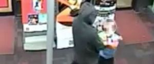 CAUGHT ON CAMERA GAME STOP ROBBERY HEROIC KIDS