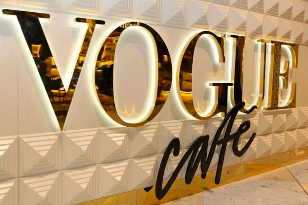 Vogue Is Opening A Café In