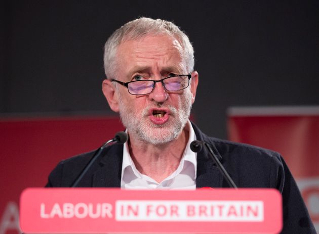 Jeremy Corbyn Calls In Ex-Civil Service Chief As He Overhauls Labour Leader's