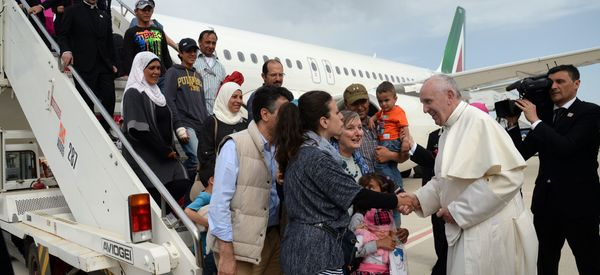 What Happened To The Syrian Refugees Rescued By The Pope?
