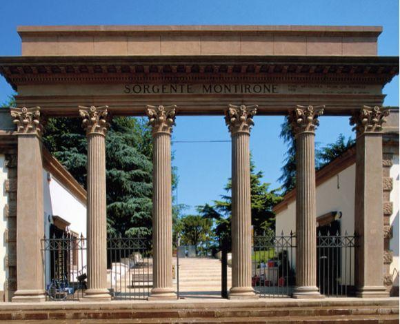 Abano Terme, half an hour from Verona by car.