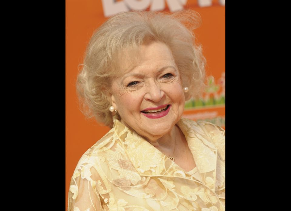 Doesn't it seem like Betty White has been around since David torpedoed Goliath with a slingshot? Our favorite golden girl is