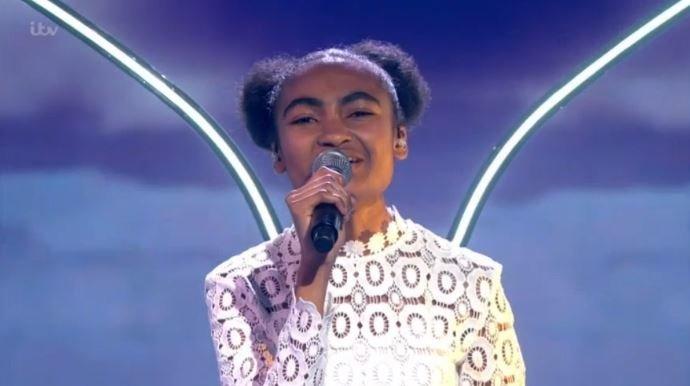 Jasmine Elcock wowed the judges on 'Britain's Got
