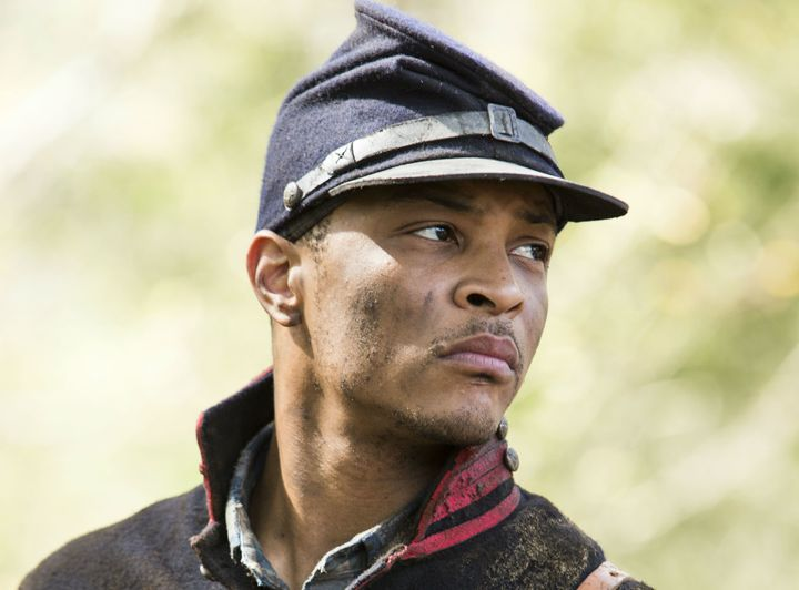 """T.I. dishes on his role as Cyrus in The History Channel's reboot of """"Roots."""""""