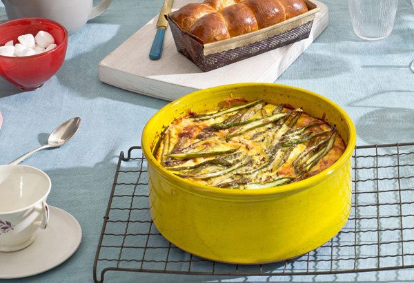"For those who prefer savory, hearty fare, this dish will be a hit.<br><br><a href=""http://www.oprah.com/food/Asparagus-and-Po"