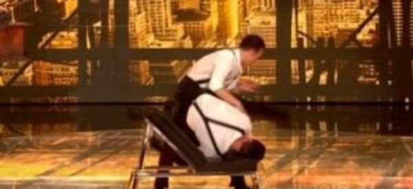 'BGT' Act Suffers Major Live Fall During Live Semi Final
