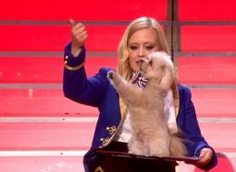 'BGT' Dog Act Provides Most Charming Performance Of The Series