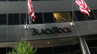 BlackRock headquarters in Midtown Manhattan