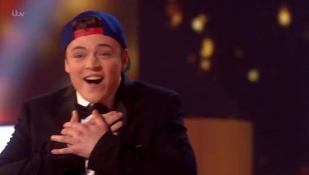 Craig Ball won the public vote during the last semi final of