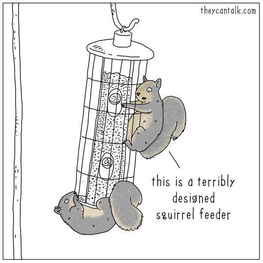 Comics Purr-fectly Capture What Animals Would Say If They Could