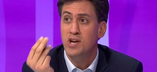 BBC Question Time: Ed Miliband Gets Called 'David'. Twice