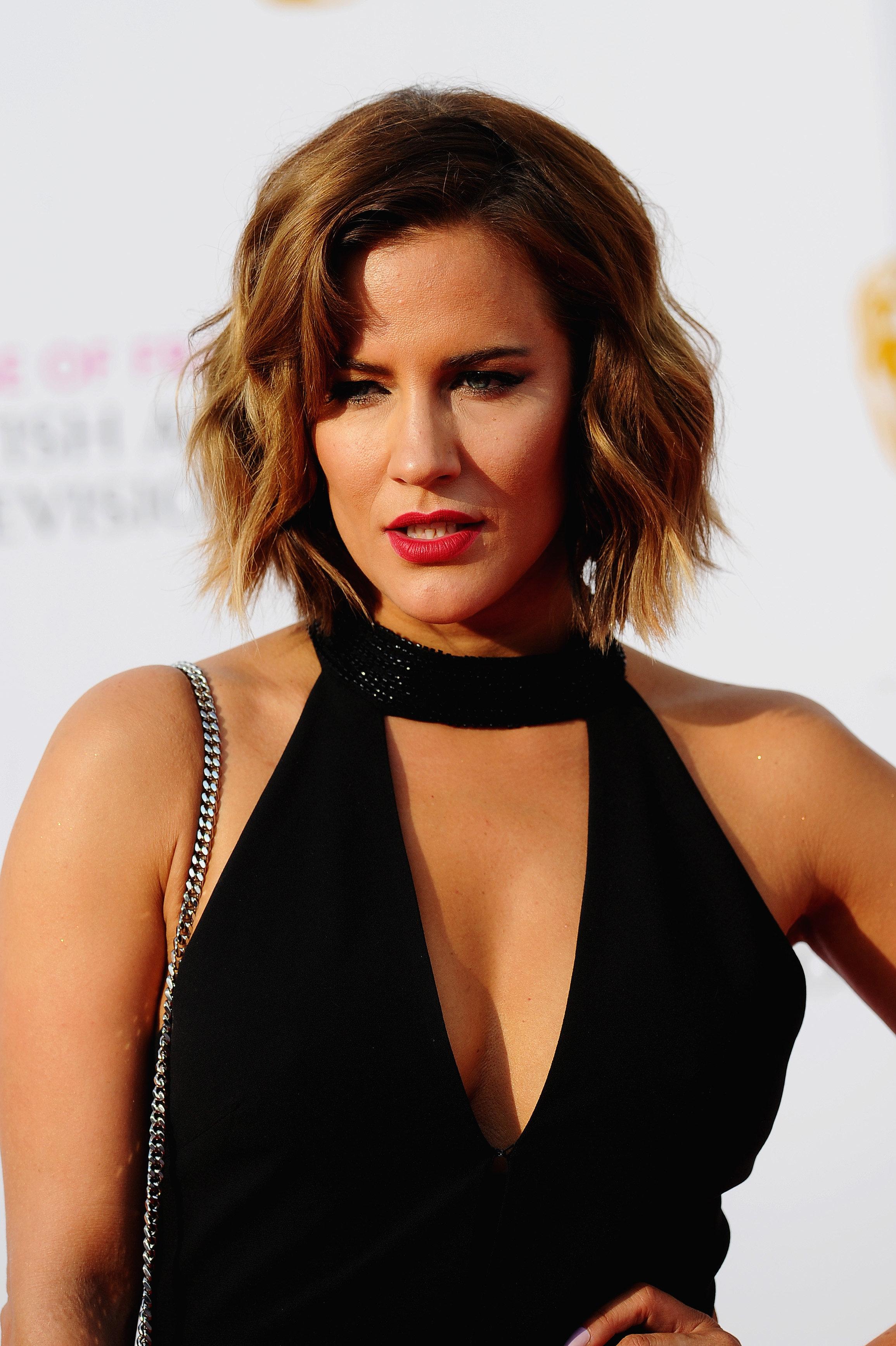 Caroline Admits She Hit The Bottle Over 'X Factor'