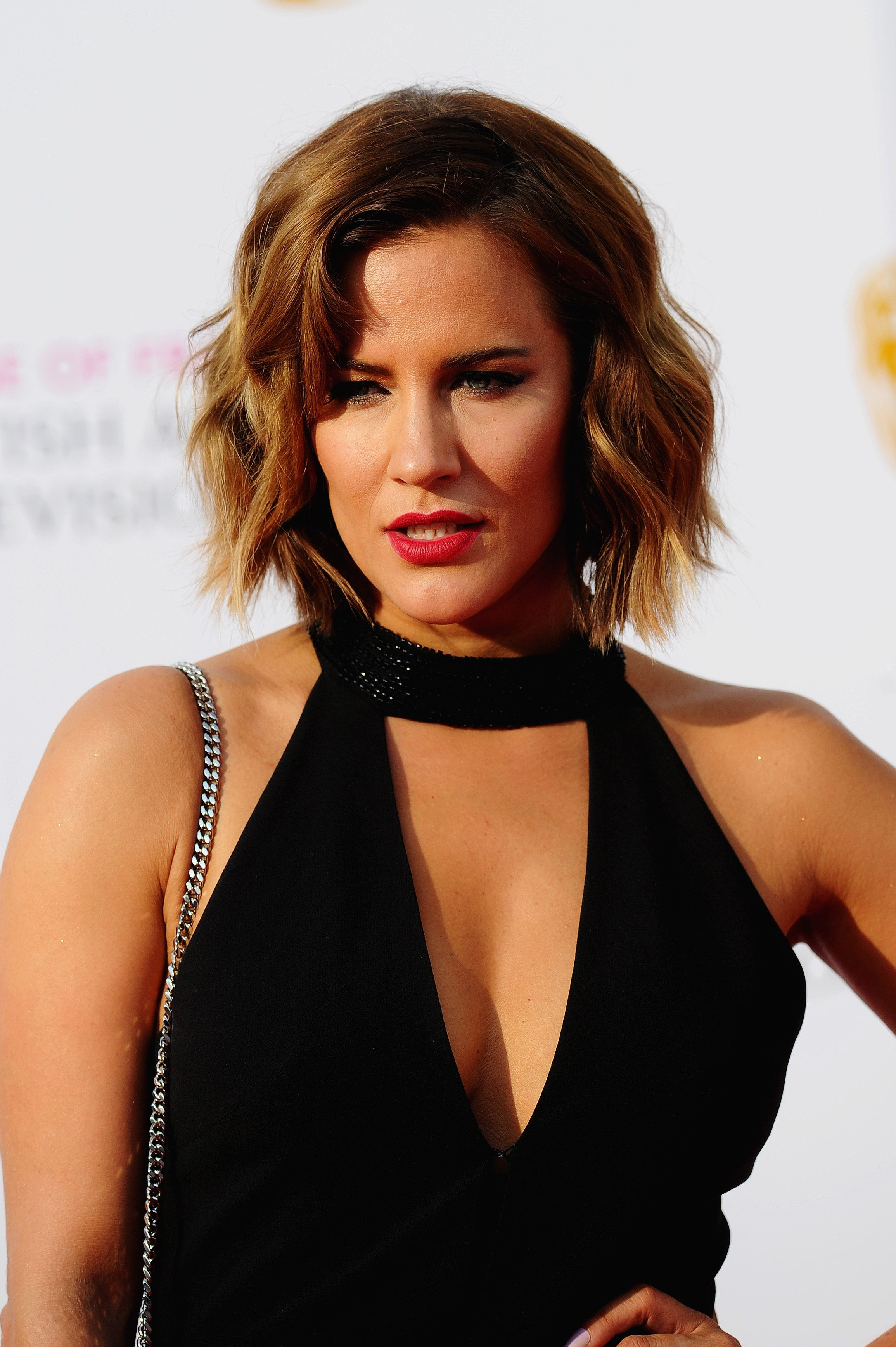 Caroline Flack Admits To Turning To Booze Over 'X Factor'