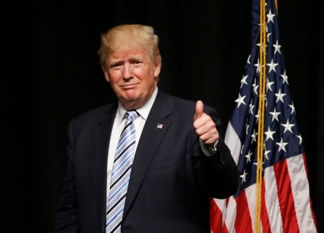 David Cameron Congratulates Donald Trump For Winning Republican Presidential