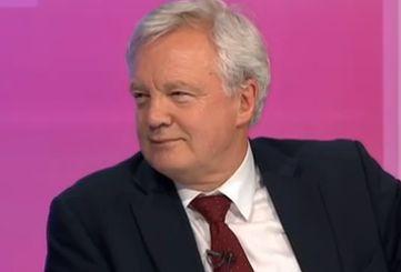 David Davis' answer did not impress Ed
