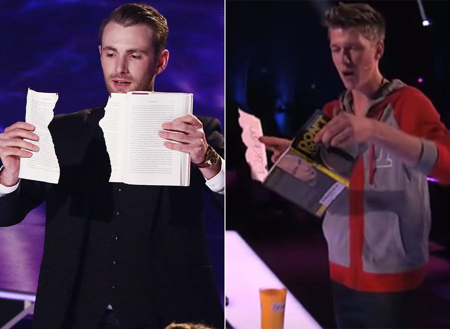 US Magician Speaks Out Amid 'BGT' Copying Controversy