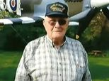 WWII Hero Returns For First Time To Where He Fought -- And Dies