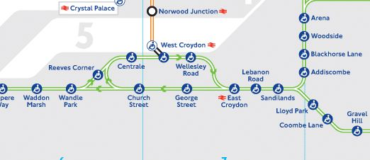 New Tube Map Gets A Revamp With Tram Lines