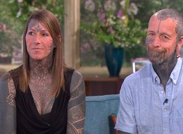 Britain's Most Tattooed Couple Appear On ITV's 'This Morning'