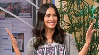 MIAMI, FL - MAY 11:  Megan Fox on the set of Univision's 'Despierta America' in support of the film 'Teenage Mutant Ninja Turtles: Out Of The Shadows at Univision Studios on May 11, 2016 in Miami, Florida.  (Photo by John Parra/WireImage)