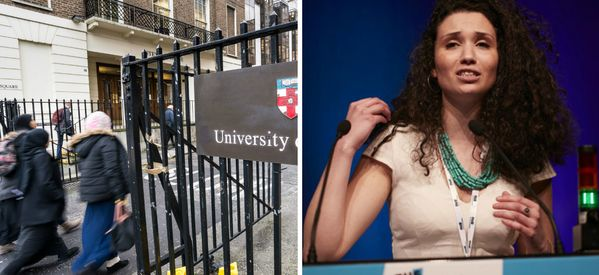 Malia Bouattia Fears 'Alarming' Rise In Islamophobia Will Alienate Students From Politics