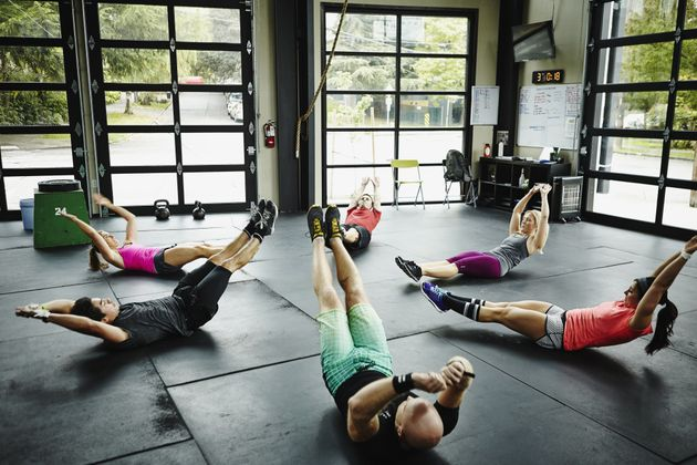 Here's How To Tell If Your Workout Is Actually, You Know..