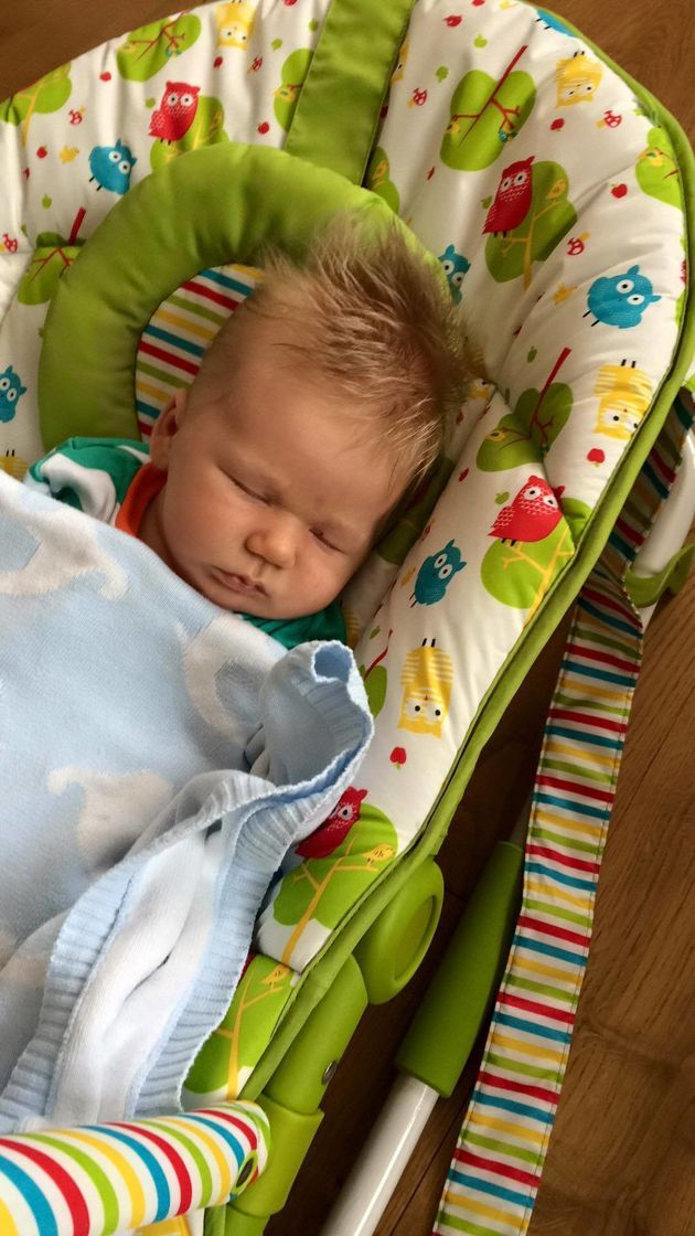 Mum Convinced Baby Looks Like Gordon Ramsay, And The Celebrity Chef Seems To