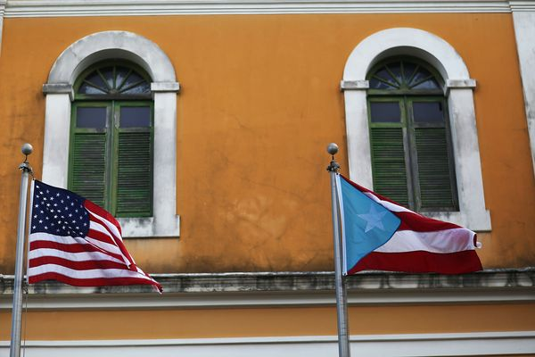 And Puerto Rico is a U.S. territory whose inhabitants are U.S. citizens.