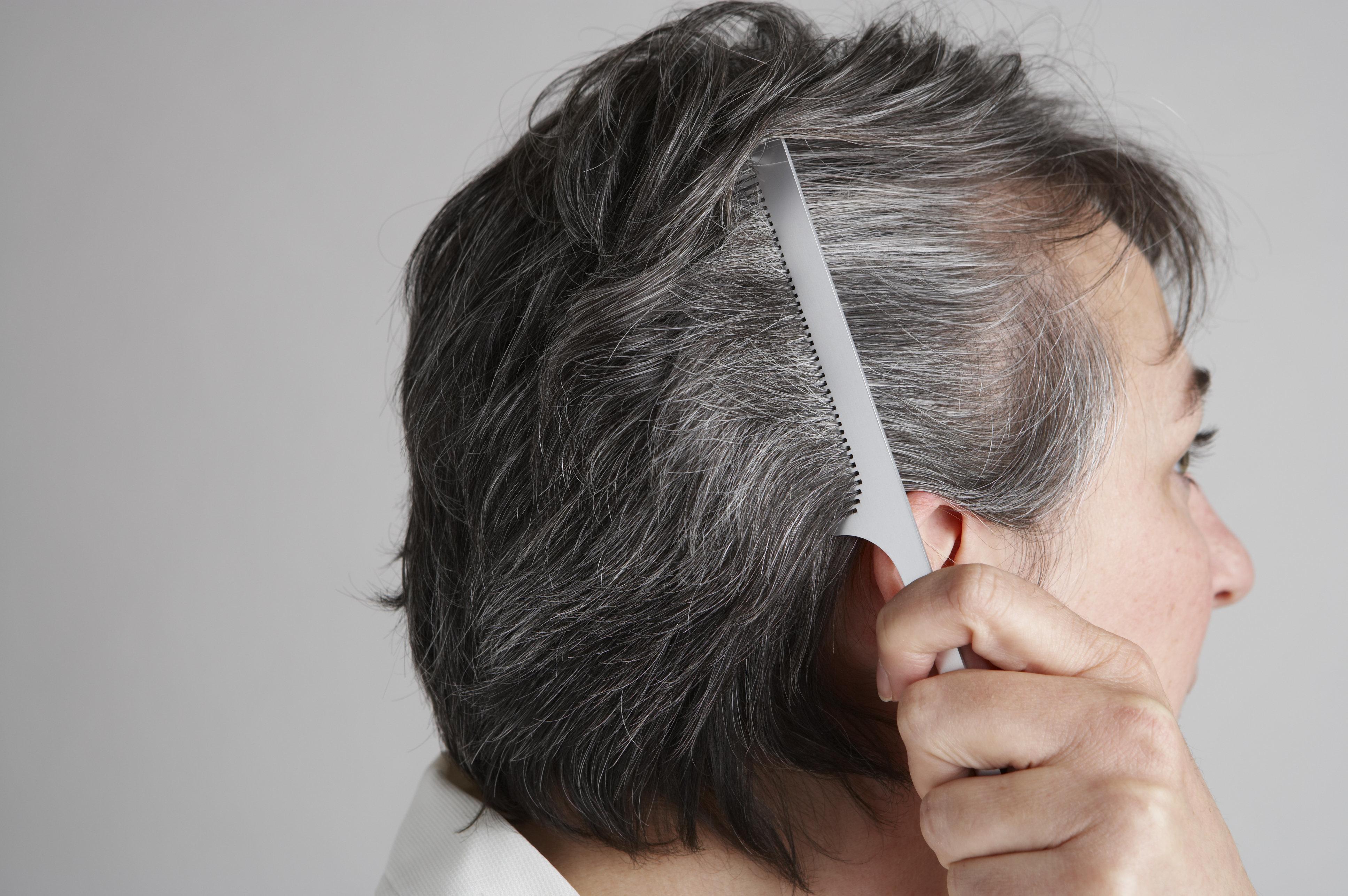 Should Grandparents Go Gray