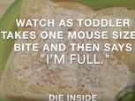 A Hilariously Honest Tutorial On Making Toast For A Toddler