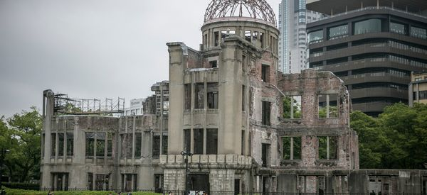 These GIFs Show How Hiroshima Has Emerged From Devastation Over 71 Years