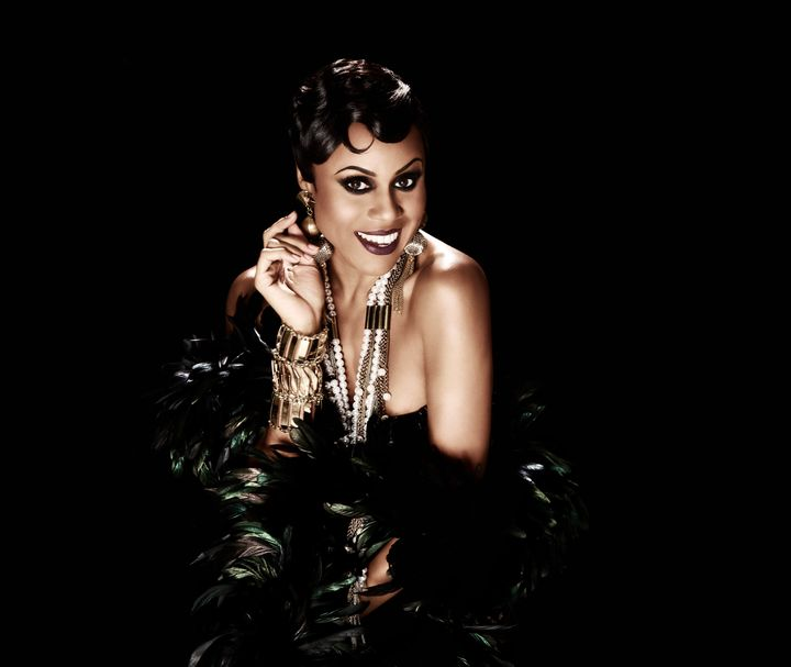 """Deborah Cox stars as Josephine Baker in """"Josephine,"""" a new musical that's aiming for Broadway."""