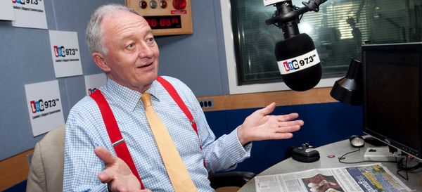 Ken Livingstone Quietly Booted Off His Regular Radio Slot After Hitler Controversy