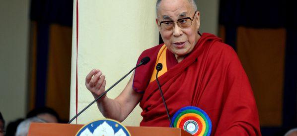 Dalai Lama Urges Tibetan Unity Under New Leader