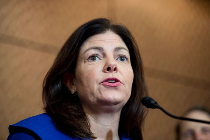 Sen. Kelly Ayotte (R-N.H.) voted against the most significant bipartisan legislation in years aimed at strengthening gun back