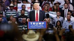 Trump Tells Drought-Plagued Californians: 'There Is No