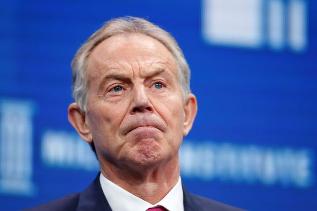Tony Blair warned that Jeremy Corbyn as prime minister would be a 'dangerous