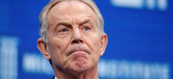 Tony Blair Thinks Jeremy Corbyn As PM Would Be A 'Dangerous Experiment'