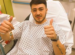 'BGT' Singer Wayne Woodward Reveals Cause Of His Hospital Dash