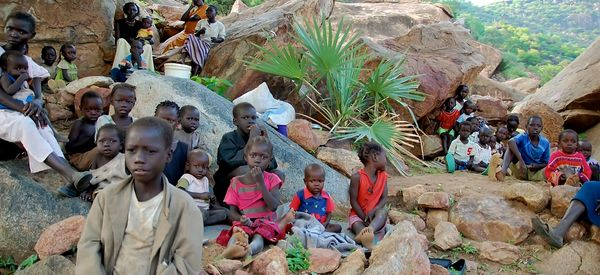School Kids In Sudan Narrowly Escape Bombing Of Catholic School