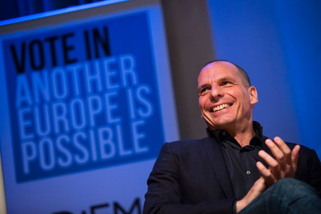 Yanis Varoufakis: 'Voting to leave the European Union will only benefit a national