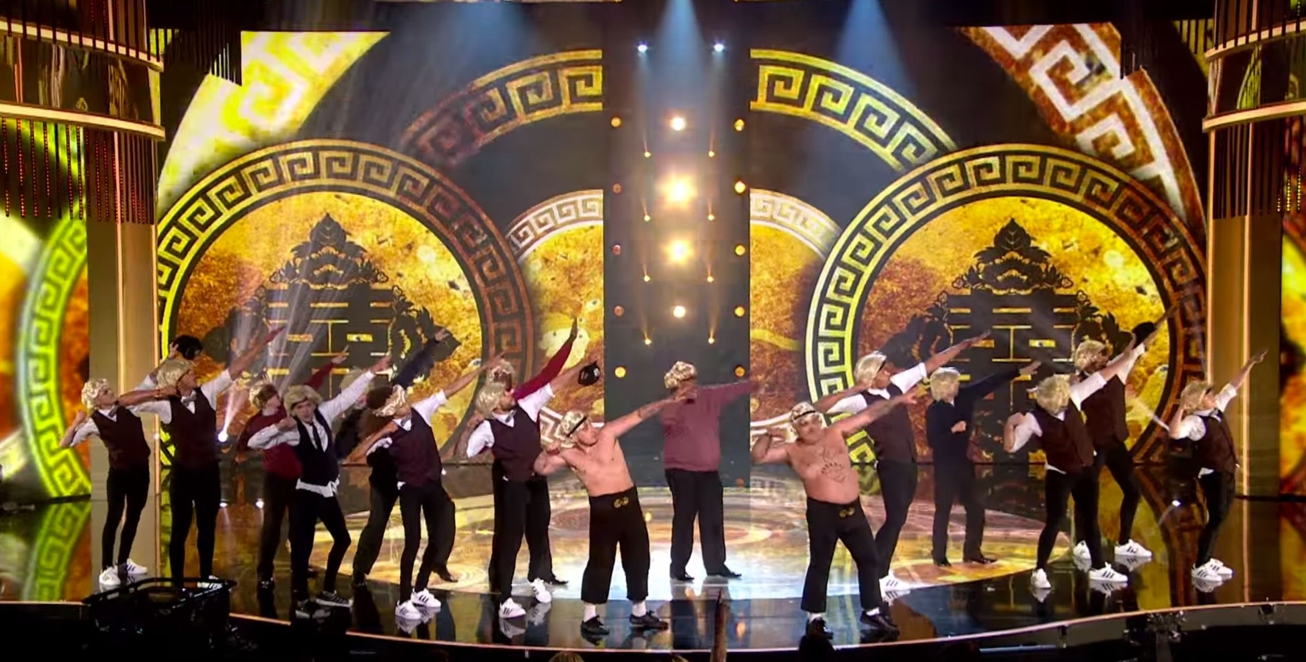 Past 'BGT' Favourites Return To Celebrate 10