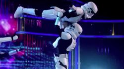'Dirty Dancing' Stormtroopers Show Off Their Softer