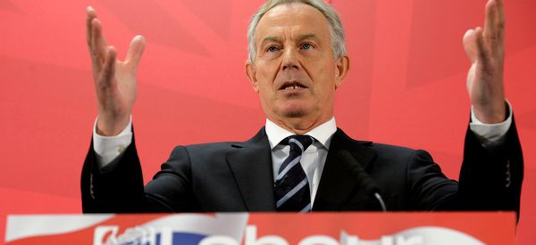 Tony Blair Says He Will Back Labour Even With Jeremy Corbyn As Leader