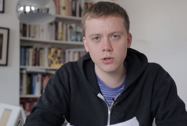 Owen Jones said Britain First are a 'sad collection of losers and