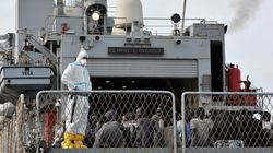At Least 700 Migrants May Have Died At Sea In Past