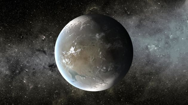 Planet Discovered 1,200 Light Years Away Could Support